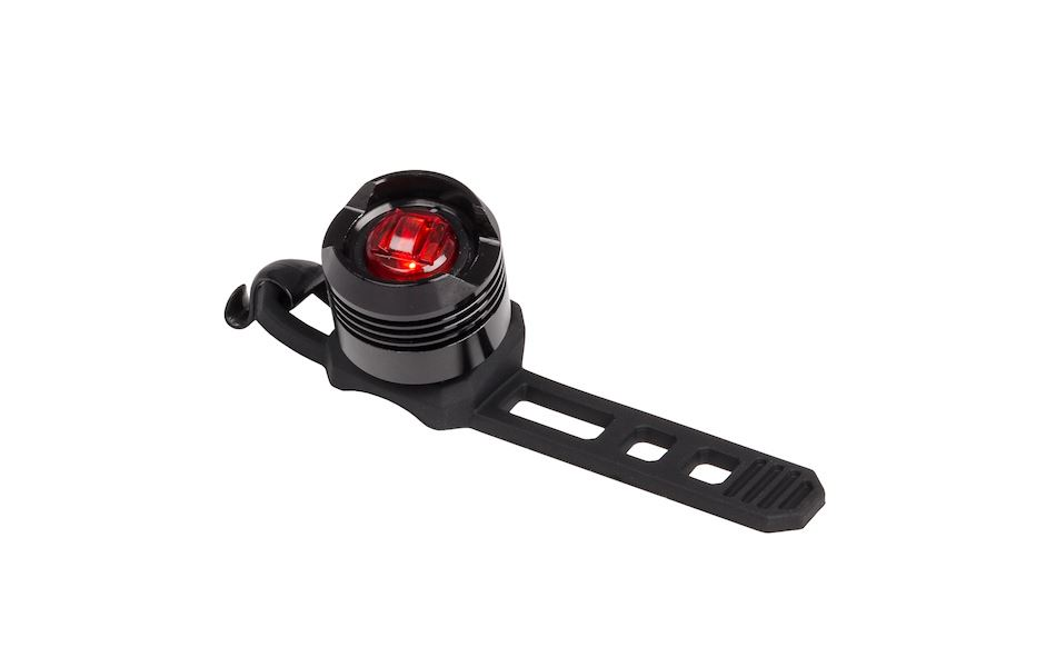 Jobsworth Capella LED Light / Black / Red