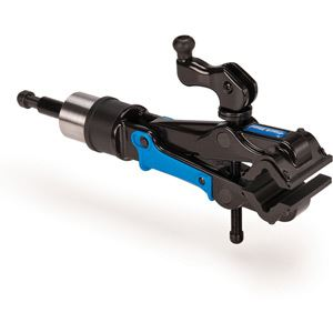 Park Tool: 100-3D - Professional Micro-Adjust Repair Stand Clamp For PRS-2 / 3 / 4