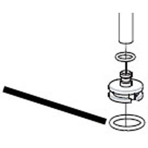 Park Tool: 1087 - plunger gasket PFP-3 and PFP-6