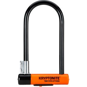 Kryptonite Evolution Standard -lock with FlexFrame bracket blk/oran