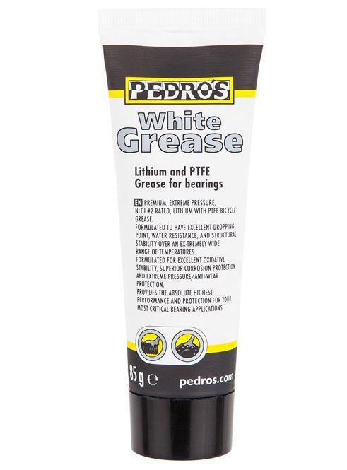 Pedros: White Grease 85g - 85g