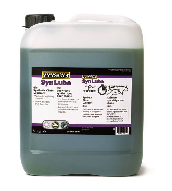 Pedros: Syn Lube 5l - 5 Litres