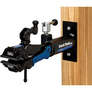 Park Tool: PRS-4W-2 - Deluxe Wall-Mount Repair Stand With 100-3D Clamp