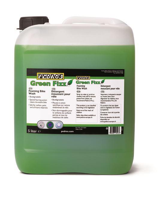 Pedros: Green FIZZ 5l - 5 Litres