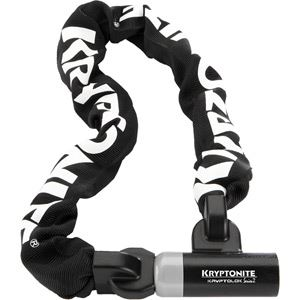 Kryptonite Kryptolok Series 2 995 Integrated Chain - 9 mm x 95 cm blk/silver