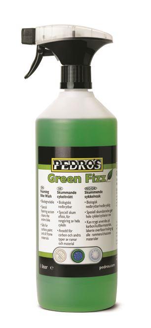 Pedros: Green FIZZ 1l - 1 Litre