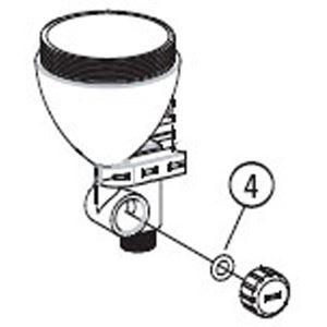 Park Tool: 1085 - small elbow O-ring PFP-3