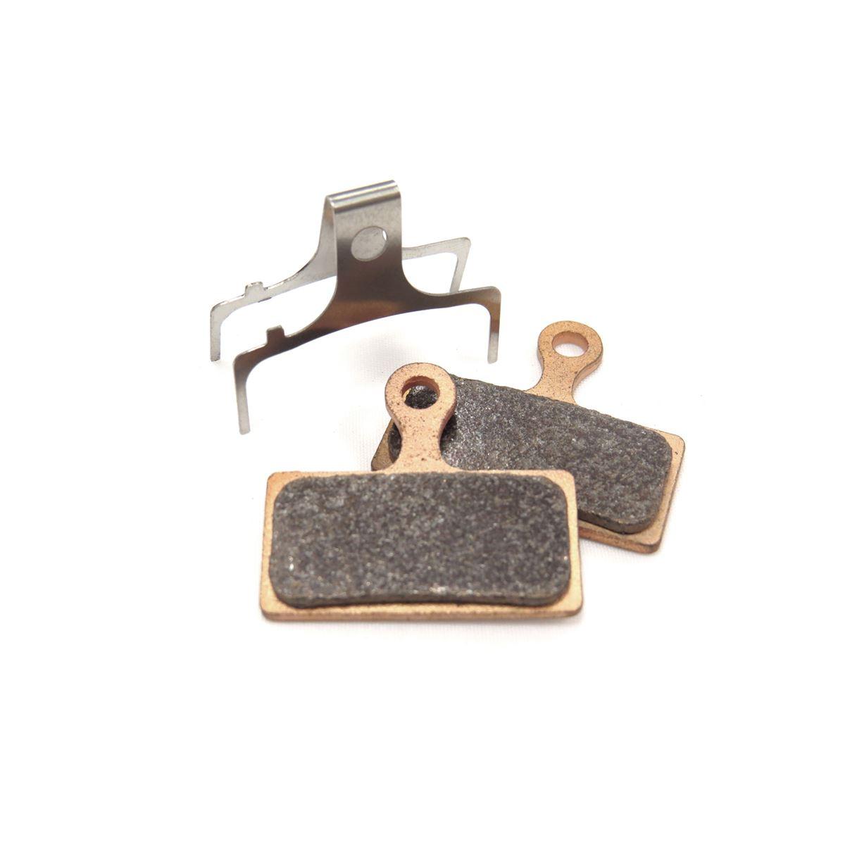 2 pairs Shimano XTR-XT SLX Alfine M985 M666 M785 Sintered Brake Pads