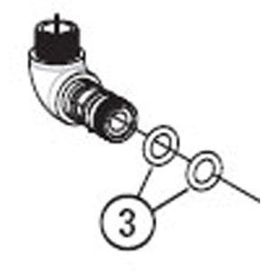 Park Tool: 1084-2 - large elbow O-ring PFP-3