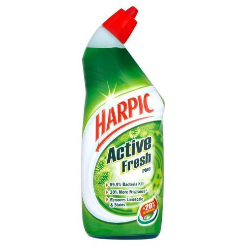 Harpic Toilet Cleaners Powerful Long Lasting Limescale