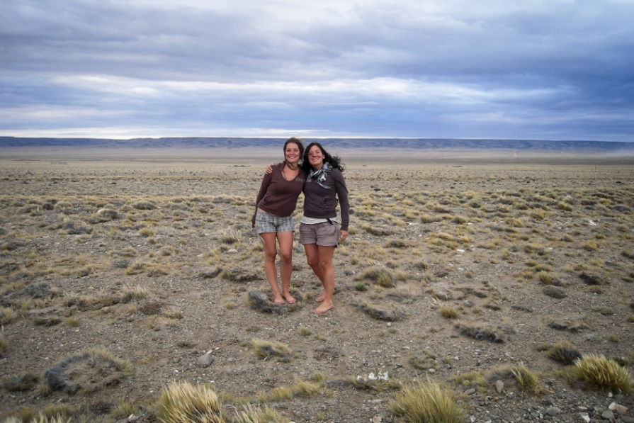 Amélie + Marion = de la Patagonie à l'Alaska