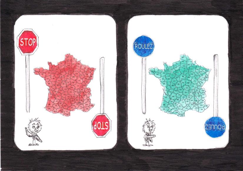 Azou vs Cosinus (38) : Les 100 bornes, le jeu du déplacement déclaré