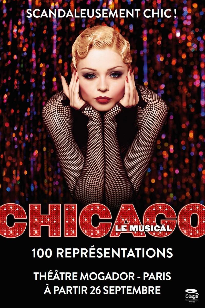 Humanvibes vous recommande : Chicago Le Musical au Théâtre Mogador