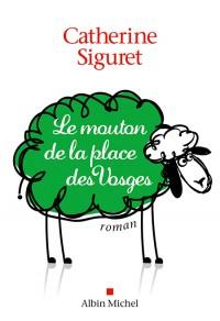 Le mouton de la place des Vosges