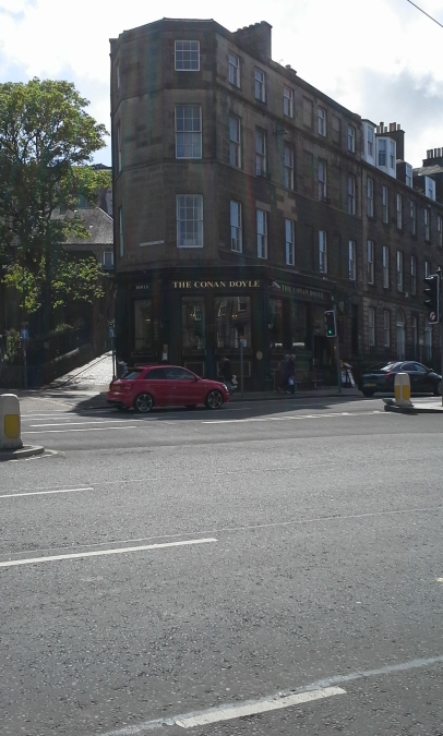 The Conan Doyle - Picardy Place - Edimbourg (2015)