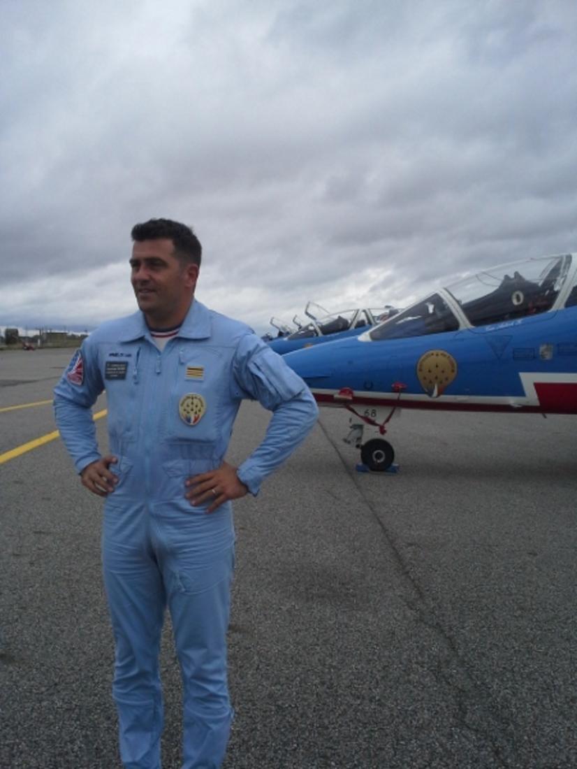Interview du Commandant Christophe Dubois : L'étoffe d'un pro