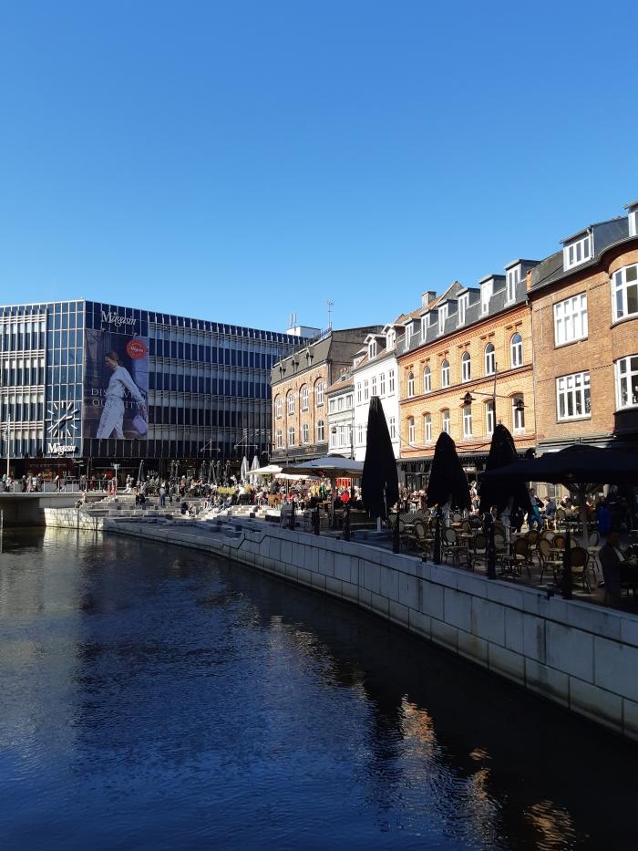 Voyage au Danemark (2/3) : ≈ On embarque ≈