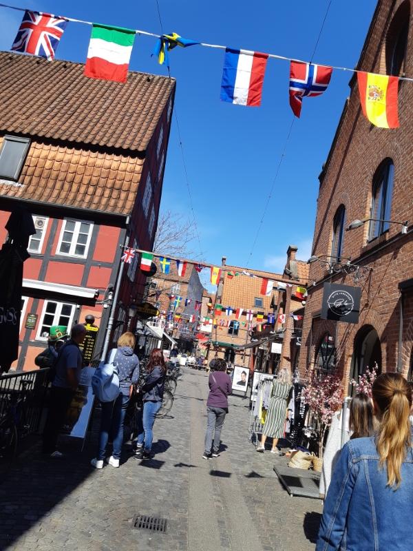 Voyage au Danemark (3/3) : ≈ On embarque ≈