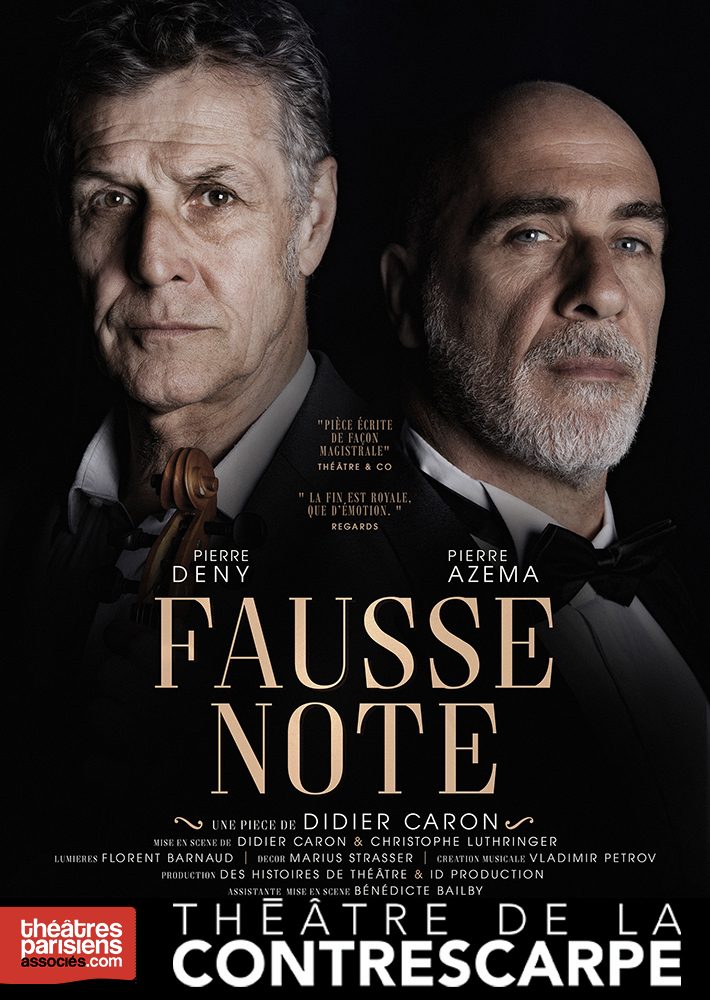 Humanvibes vous recommande : Fausse Note