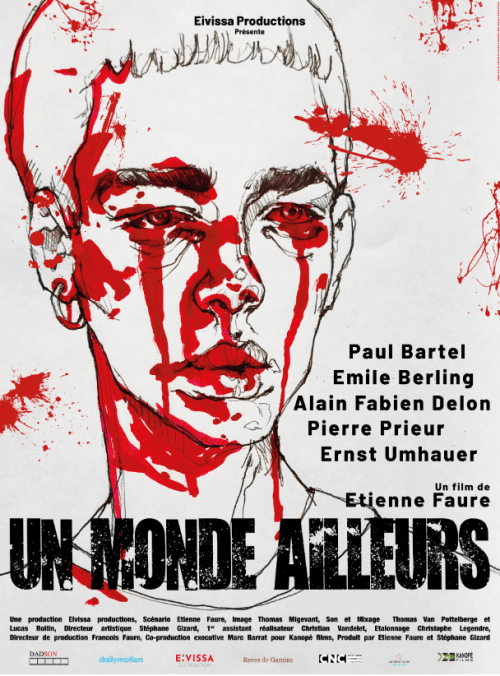 Interview d'Étienne Faure : Un monde ailleurs