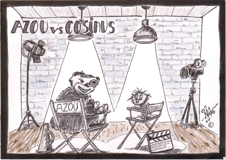 Azou vs Cosinus (14) : Noël