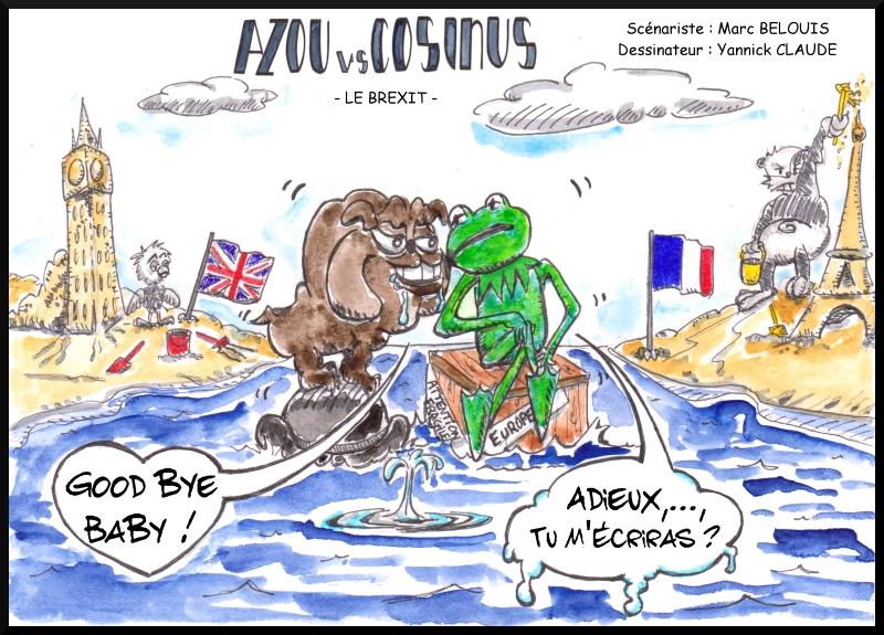 Azou vs Cosinus (25) : Le Brexit
