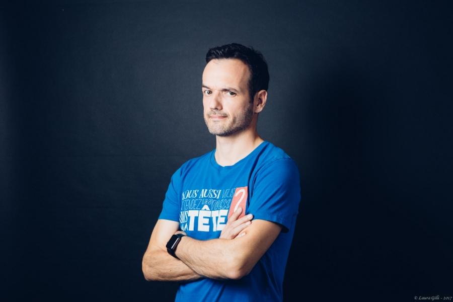 Interview du Tac au Tac de Fabien Olicard / Humanvibes