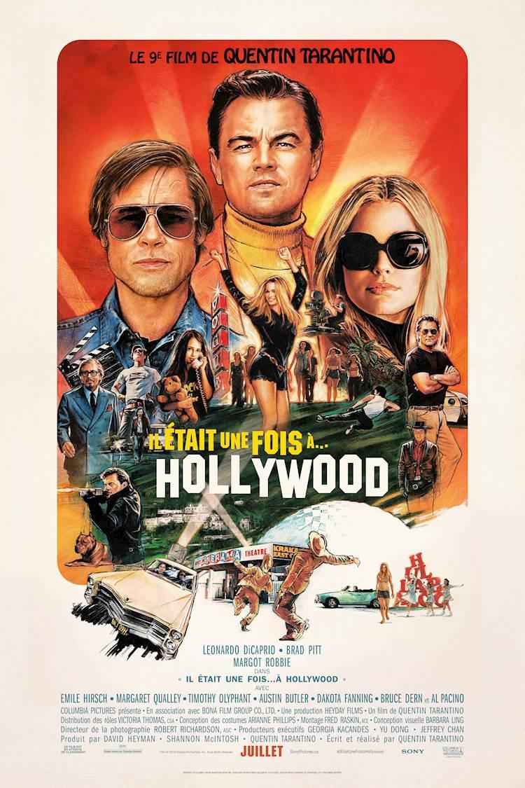 Faut-il voir le film Il était une fois... à Hollywood de Tarantino ?