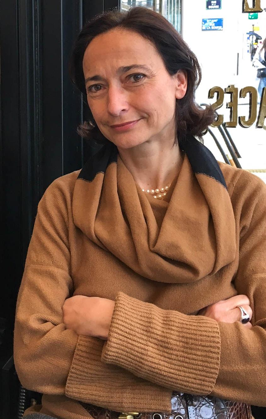 Interview du Tac au Tac d'Alexia Germont