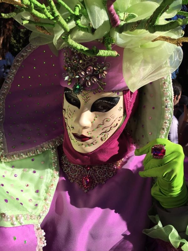 Le carnaval vénitien 2019 à Annecy