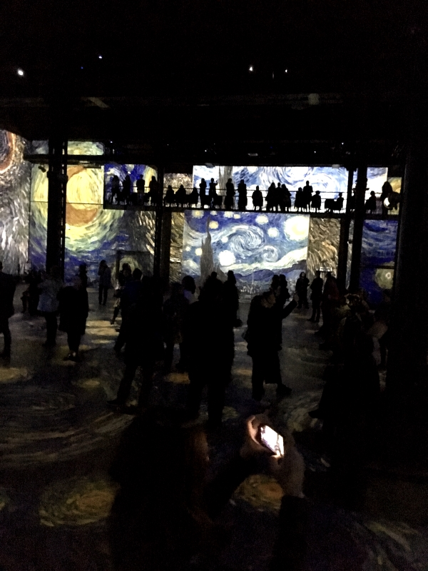 Faut-il voir l'expo Van Gogh à l'Atelier des Lumières ?