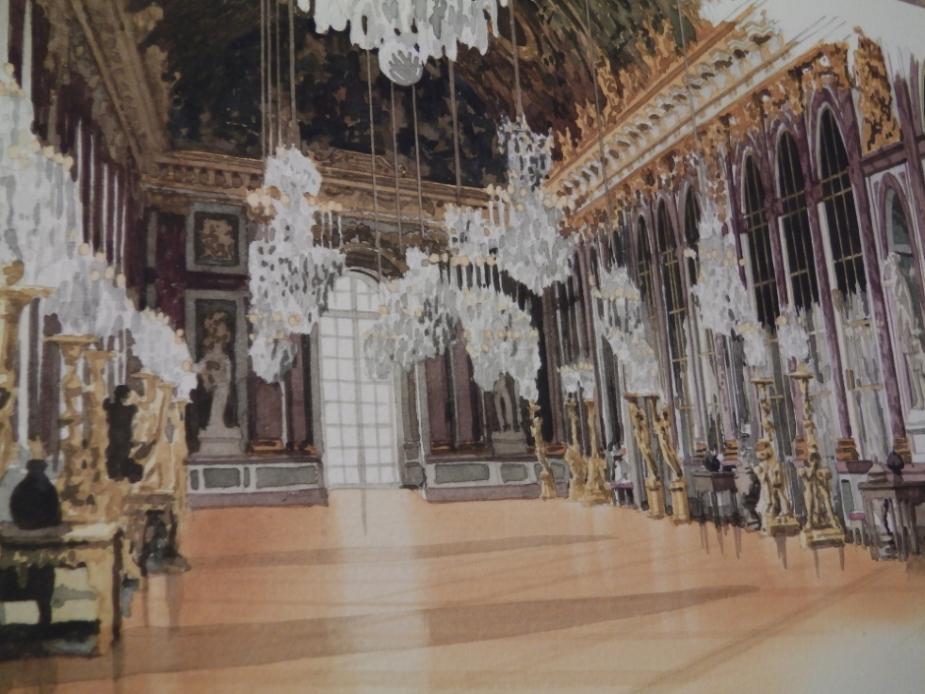Rencontre avec Michel Duvoisin : Ses aquarelles font le printemps