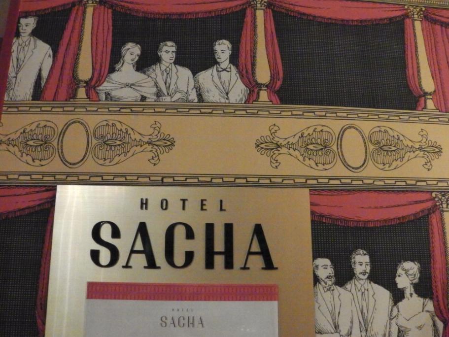 Humanvibes vous recommande : L'hôtel Sacha (1/2)