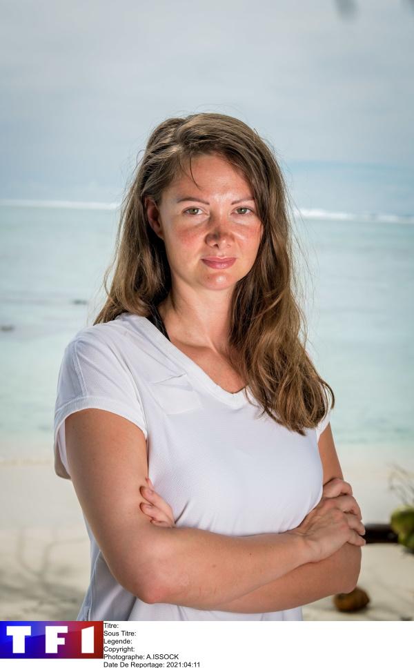 Interview du Tac au Tac d'Alexandra (Koh-Lanta)