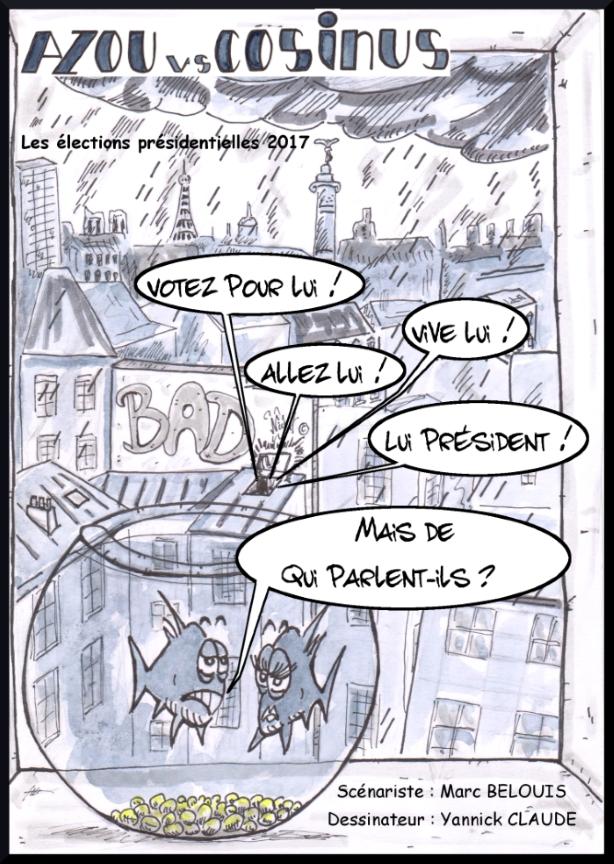 Azou vs Cosinus (7) : Les élections présidentielles 2017