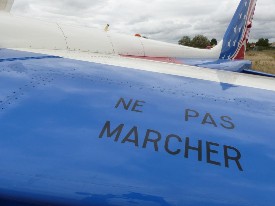 Le RDV du dimanche : La Patrouille de France (1/2)