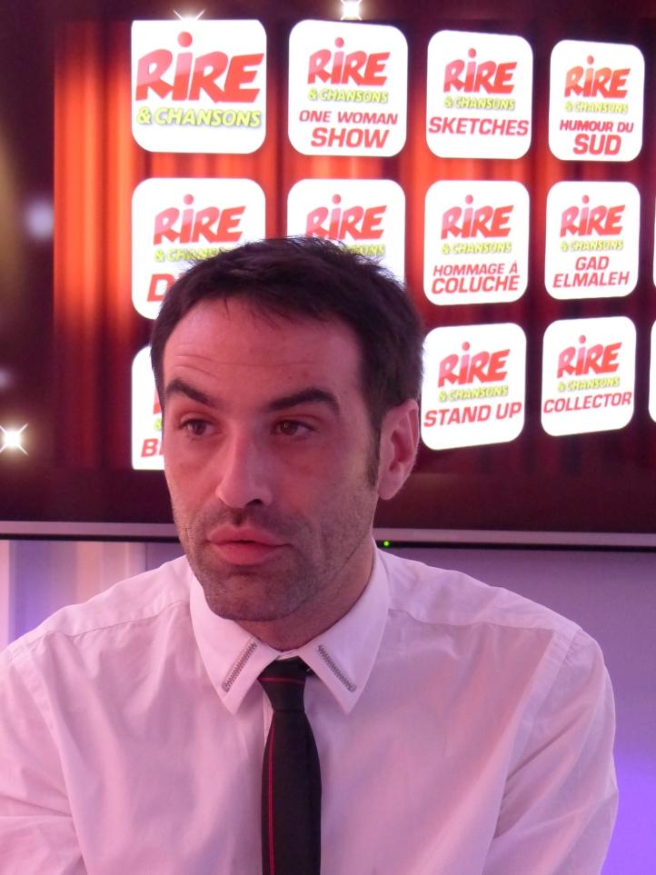 Interview de Sébastien Boché : Drôlement sérieux, sérieusement drôle !