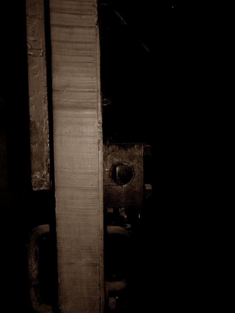 Gare de l'Est, sous les quais, le bunker...(2/2)