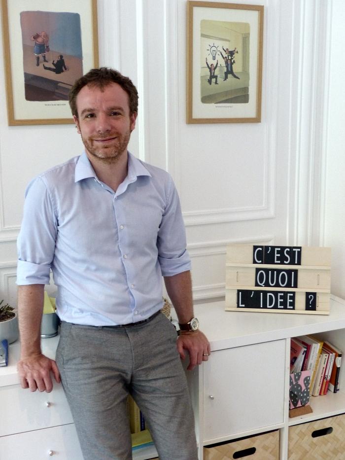 Interview de Sébastien Bernard (1/2): Présentez vos idées avec Hubstory !