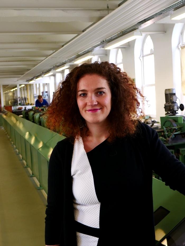 Interview du Tac au Tac d'Audrey Régnier