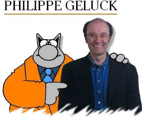 Lettre à Philippe Geluck