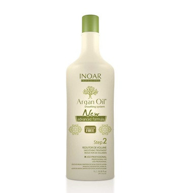 ARGAN OIL SMOOTHING SYSTEM INOAR PROFESSIONAL 1 L.