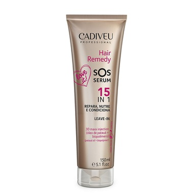SOS SERUM HAIR REMEDY CADIVEU PROFESSIONAL 150 ML