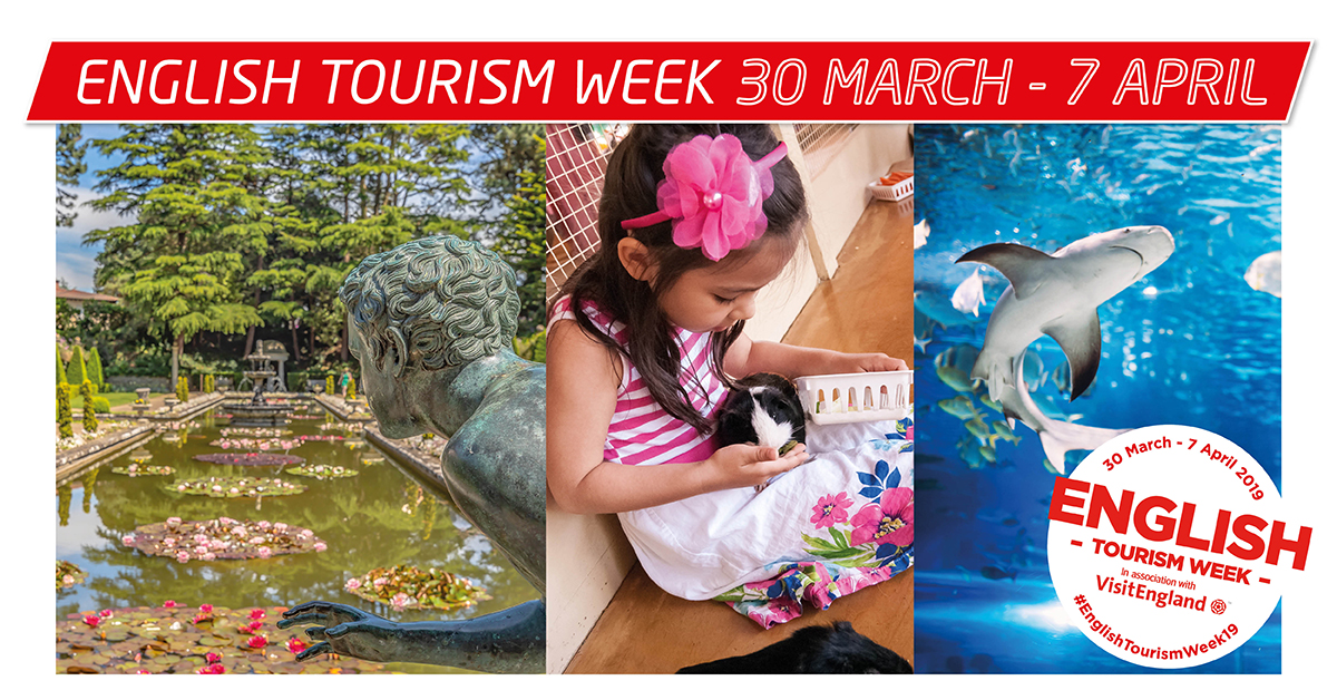 English tourism week - 30th March - 7th April.