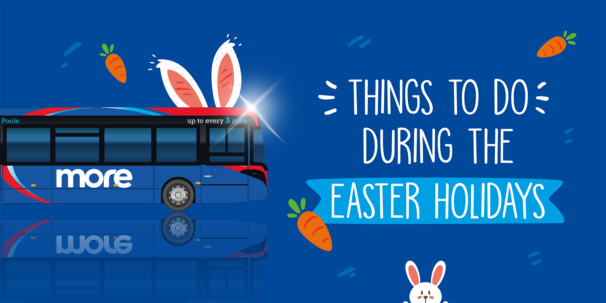 Things to do during the Easter holidays