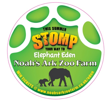 Elephant Eden Stomp