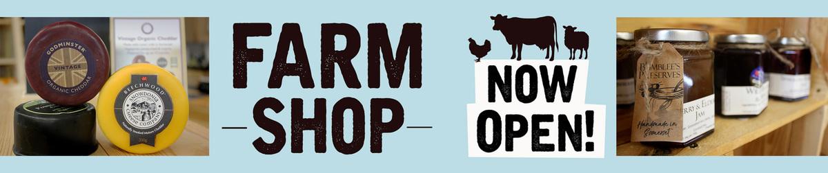 Farm Shop Banner