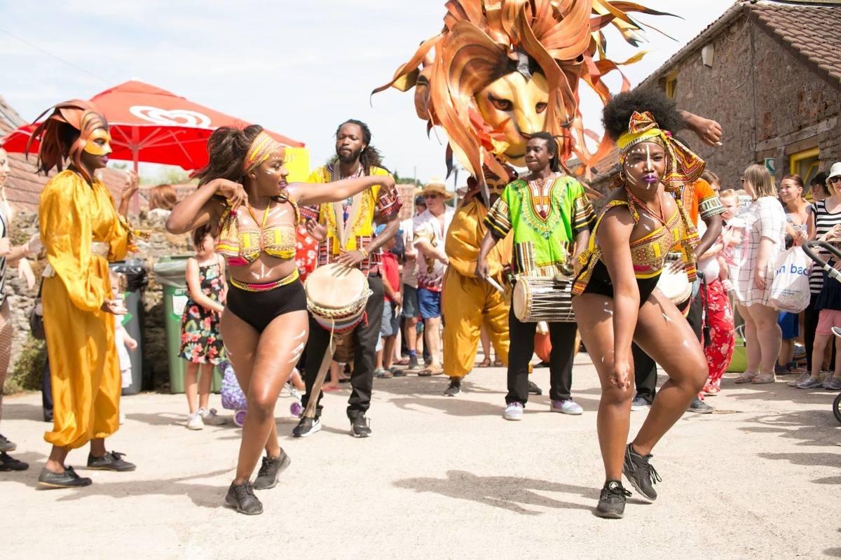 African Carnival at Noah's Ark