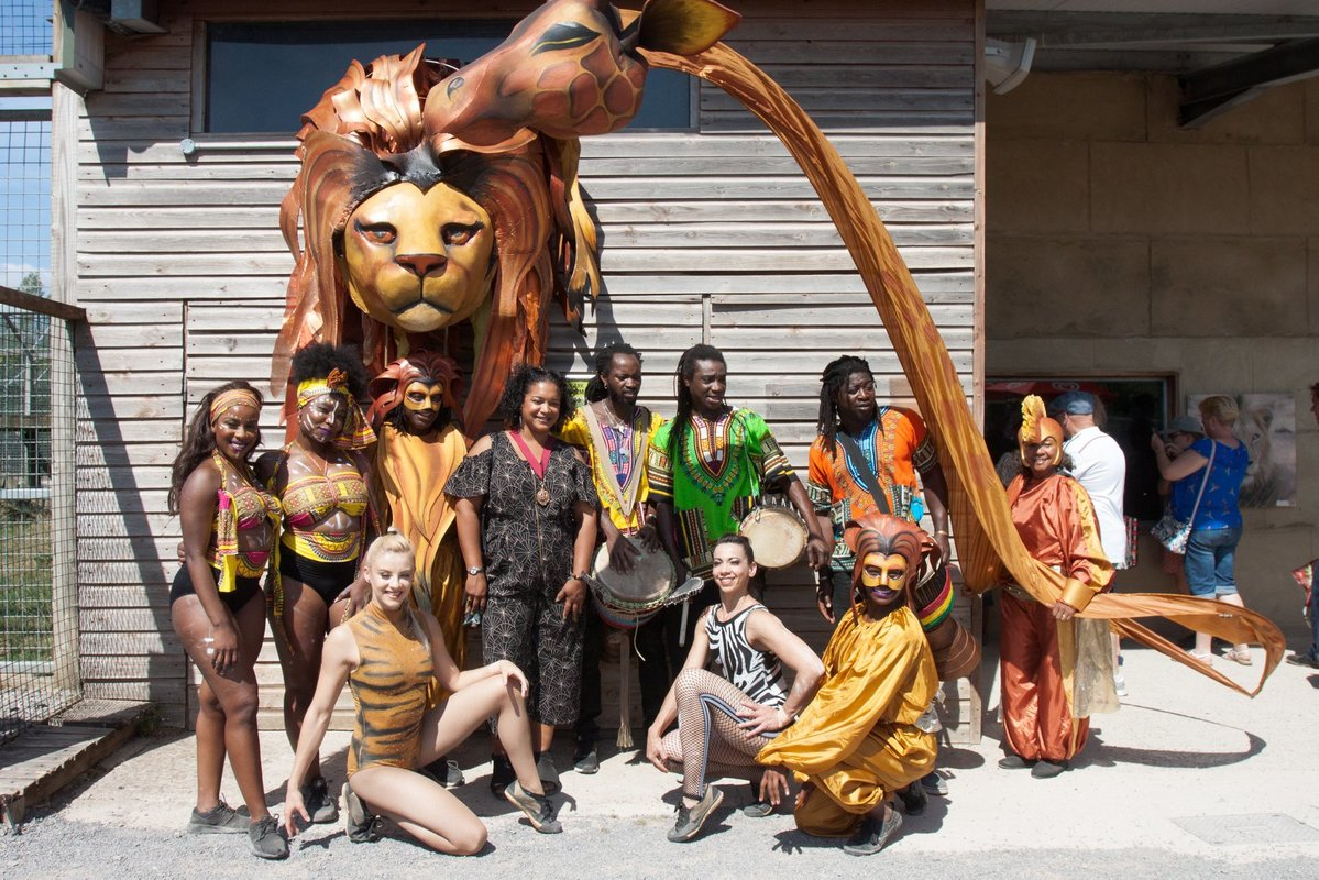 African Carnival at Noah's Ark Zoo Farm