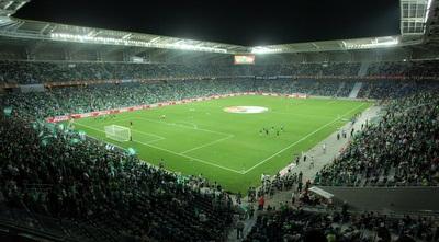 האצטדיון בפתיחה (עמית מצפה)